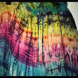 Awesome VTG Jayli Tie-Dye Dress